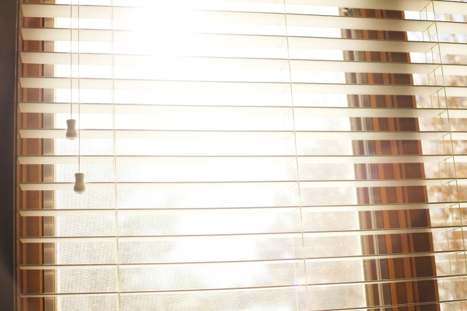 How to clean blinds–the easyway