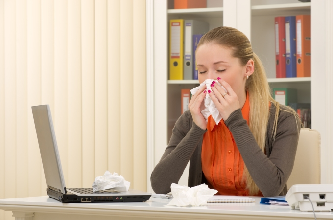 4 tips for keeping employee sick days to aminimum